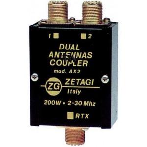 ZETAGI AX2 Enfasador de antenas CB