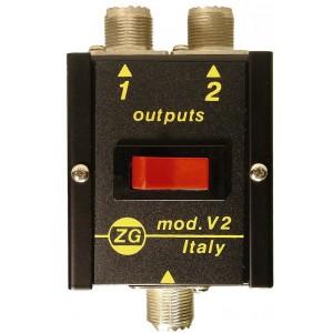 ZETAGI V2 Conmutador de dos posiciones
