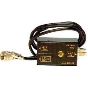 ZETAGI DX145 Duplexor VHF radio comercial