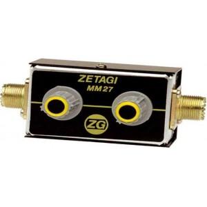 ZETAGI MM27 Acoplador de antena para CB