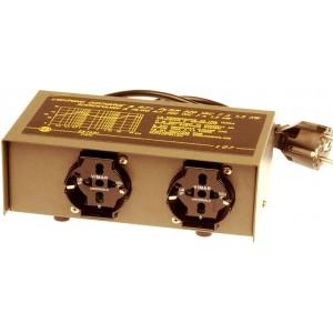 ZETAGI LD7 Protección y aislamiento de la red eléctrica