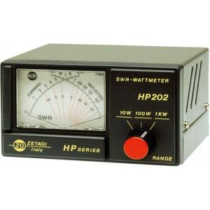 ZETAGI HP202 Medidor R.O.E. para CB