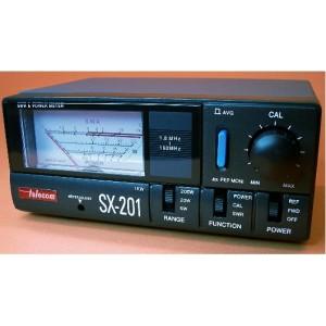 TELECOM SX-201 Medidor R.O.E. y Vatímetro HF