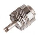 Conector PL corto 259C