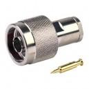 Conector N Macho para RG-58/Aircell-5