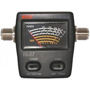 NISSEI RS-27 SWR Medidor de potencia y ROE