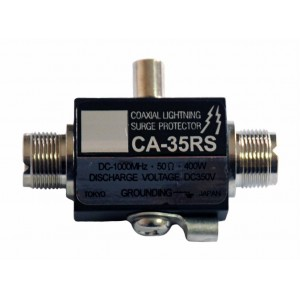 CA-35-R DESCARGADOR COAXIAL CONECTOR PL.