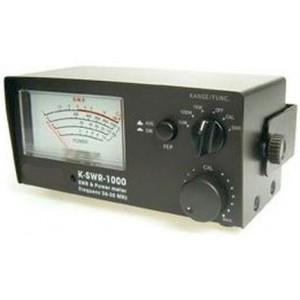 Medidor de R.O.E. y W NISSEI K-SWR-1000