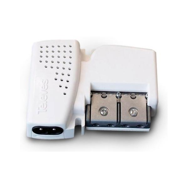 Amplificador de television tdt para interior for Amplificador interior tdt
