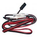 CB3AXX Cable de 2mm con 2 fusibles para alimentación Emisora CB 27MHz