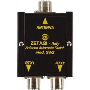 Conmutador de antena automático Zetagi SW2