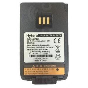 BL1504 Batería para walkies Hytera series PD4xx, PD5xx, PD6xx