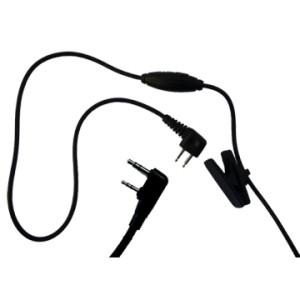 Cable conexion PELTOR SportTac a ICOM / ALAN