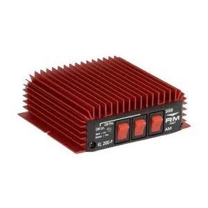 Amplificador lineal  RM KL-200-P